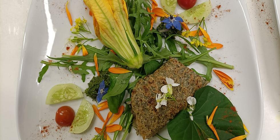 Permacultuur pop-up resto: Lokaal, Vegan & Glutenvrij