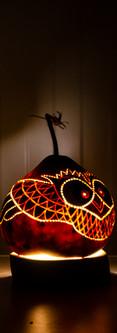 Calabash lamp