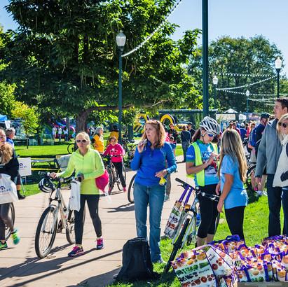 Greeley Resident, Scott Pringle, Bikes for Better Learning