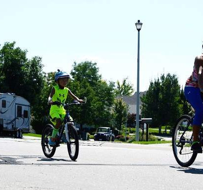 Greeley Home-school Family Rides for Success