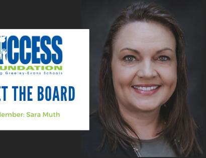 Board Member Highlight: Sara Muth
