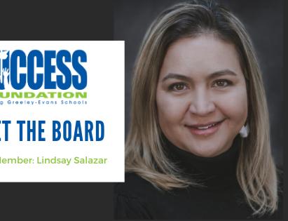 Board Member Highlight: Lindsay Salazar