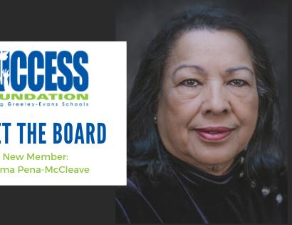 Board Member Highlight: Emma Pena-McCleave