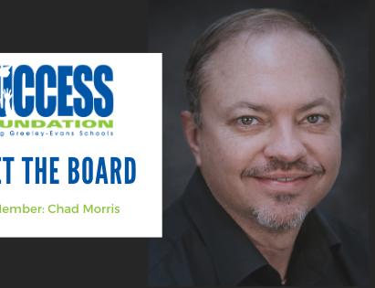 Board Member Highlight: Chad Morris