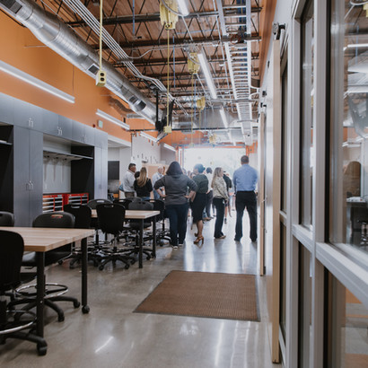 Advanced Manufacturing Space Opens at Greeley Central