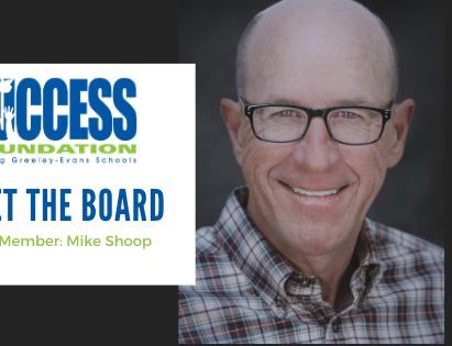 Board Member Highlight: Mike Shoop