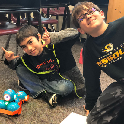 Success Stories – Heiman Elementary School