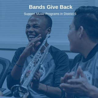 Bands Give Back
