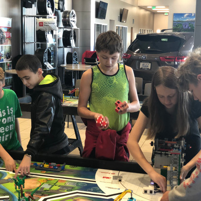 Success Stories – Middle School Robotics
