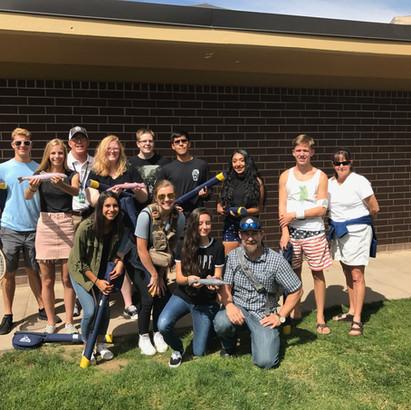 Students Thrive on $5 – Elise Johnson