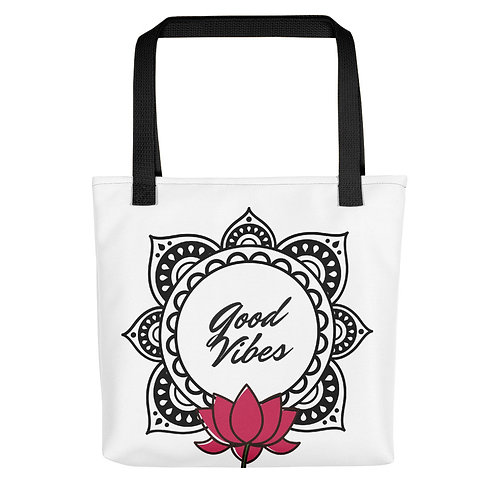Tote bag - Good Vibes
