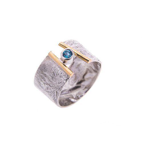 Memory Ring with Topaz
