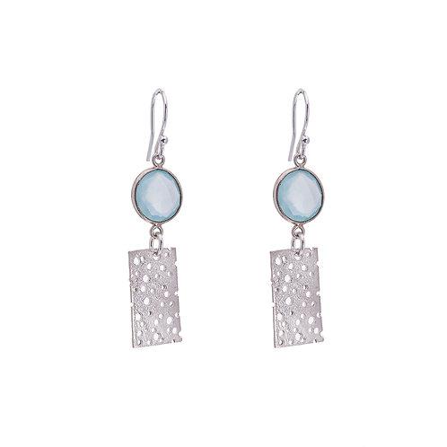 Anne Morgan Jewellery- Erosion Short Earrings