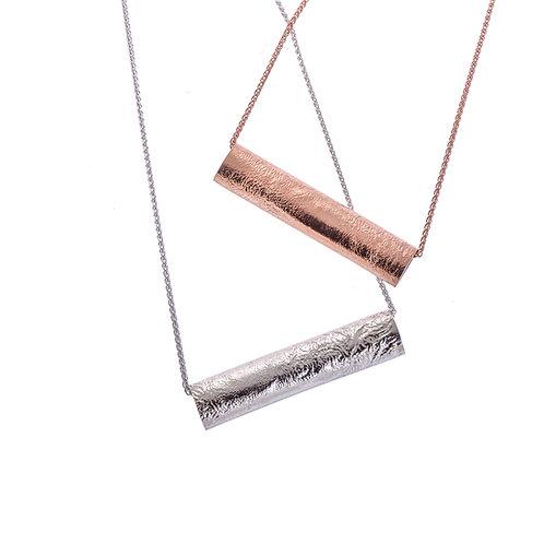 Moonscape Demi Bar Necklace