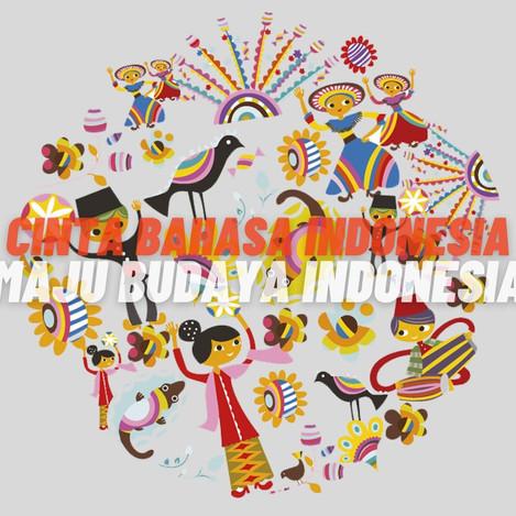 "BBN SDH Lippo Village Tahun 2020 ""Cinta Bahasa Indonesia, Maju Budaya Nusantara"""