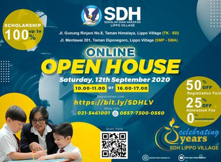 SDH Lippo Village Open House