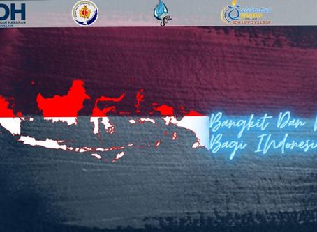 Perayaan HUT Kemerdekaan RI ke-75 dalam Masa Pandemi di SDH LV