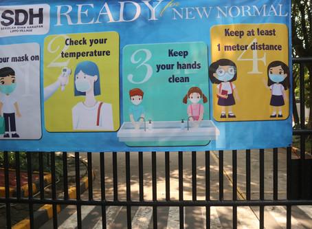 Pelaksanaan New Normal di SDH LV