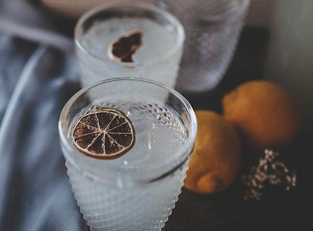 homemade lemonade wedding