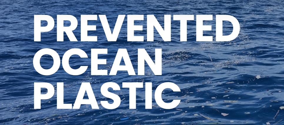 Prevented Ocean Plastic - Be A Bear