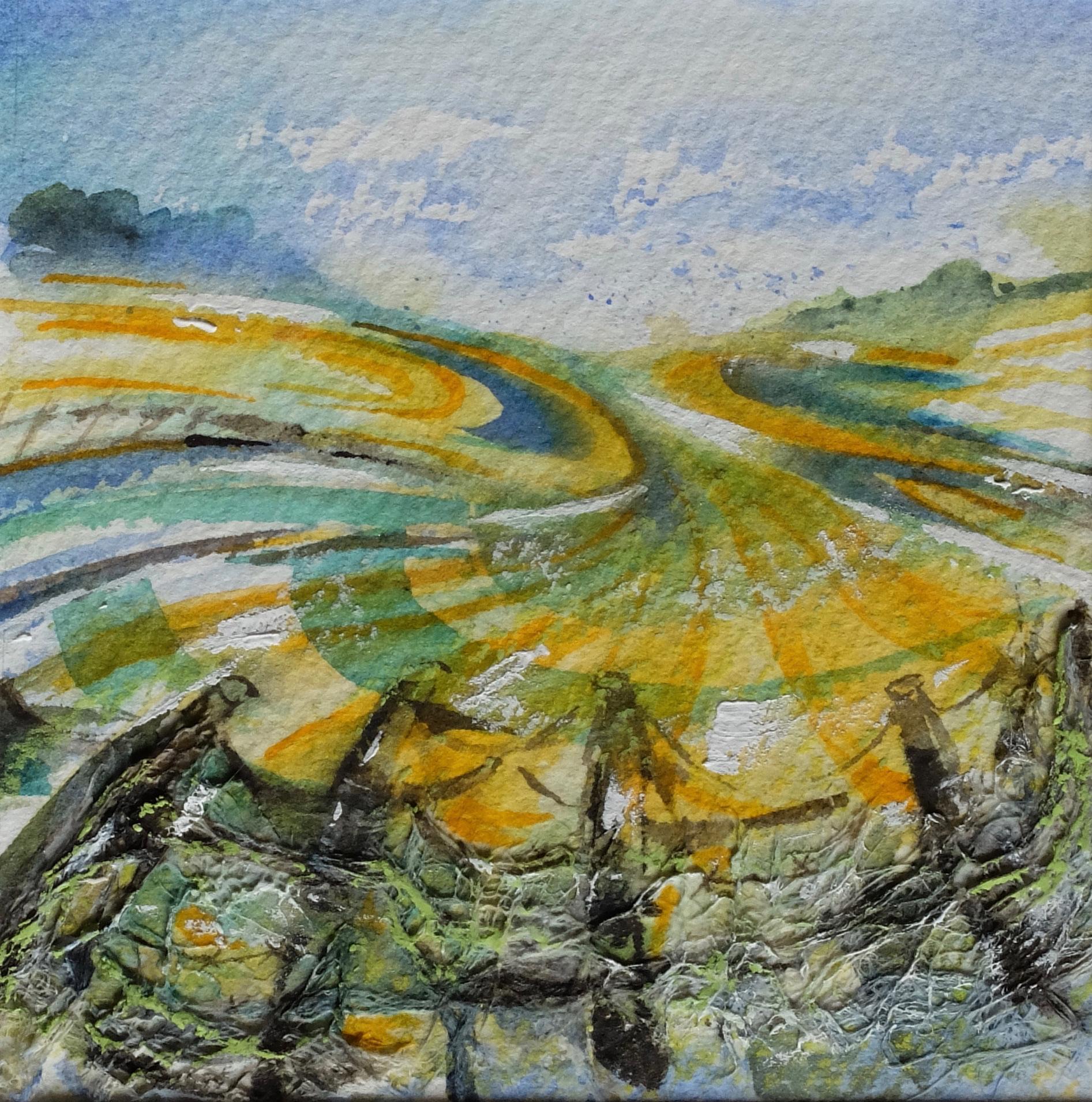 Early Crops on The Ridgeway
