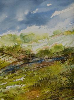 The Promise of Autumn's Colour, The Ridgeway