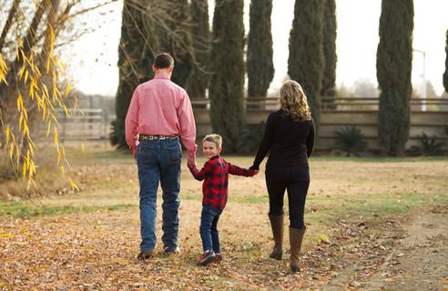 The Leinfelder Family