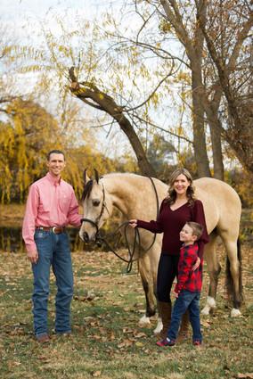 The Leinfelder Family & Bullseye