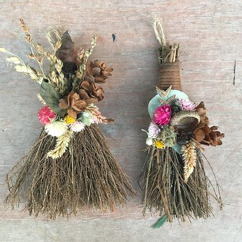 Mini Cinnamon Brooms