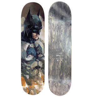 Skateptych x Stephen D. Bunting