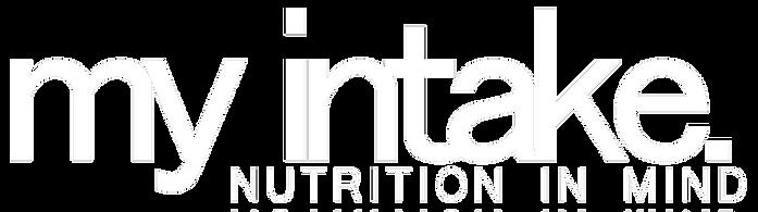 My Intake Diet Analysis