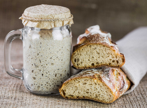 Fermented | Sourdough, tasty and nutritious