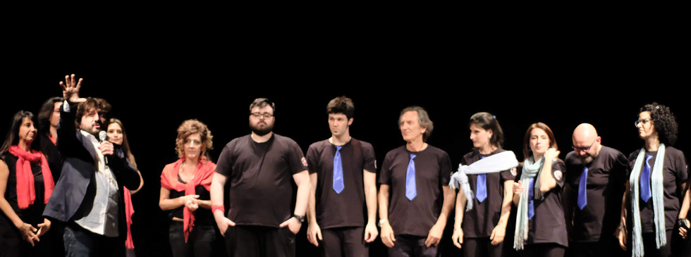 Improlabart Teatro Zeppilli di Pieve di Cento