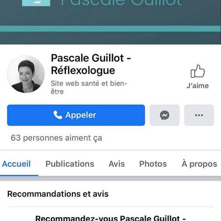 Réflexologie Aix Facebook