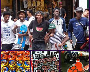 The Harold Hunter Foundation Just Really Made Some Lucky Skaters Have An Amazing Summer