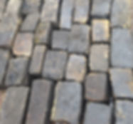 Yorkstone Reclaimed Cobbles