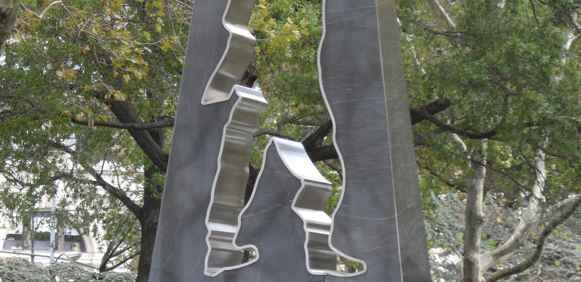 Battery Park - Monumento da Guerra da Coréia