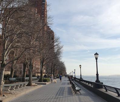 Battery Park City Esplanade