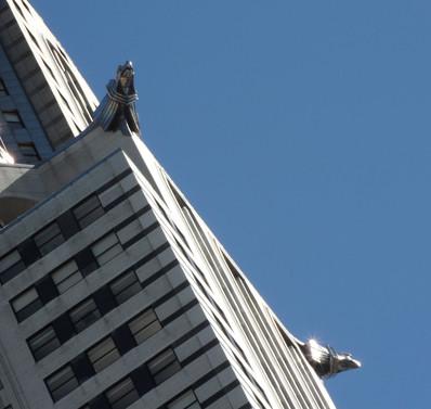 Chrysler Building - detalhes