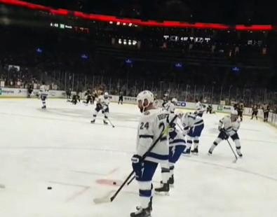 Tampa Bay Lightning x Boston Bruins