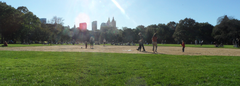 Central Park - The Great Lawn