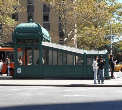 Astor Place Station