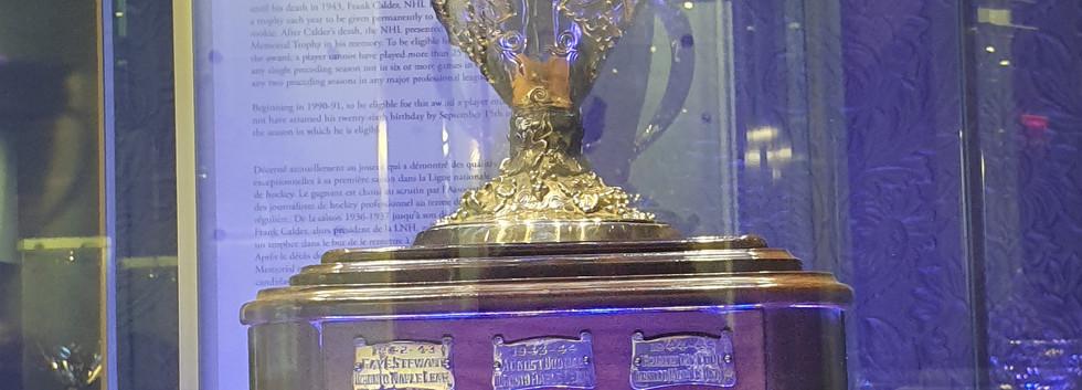 Troféu Calder Memorial - Estreante do Ano