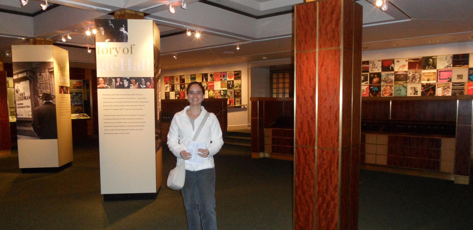 Rose Museum - Carnegie Hall