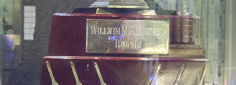 Troféu William M. Jennings - Goleiro(s) que menos gol levou na temporada