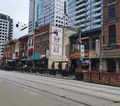 King Street W