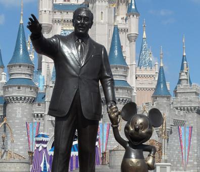 Walt Disney e Mickey