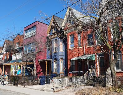 Toronto - Dunas Street
