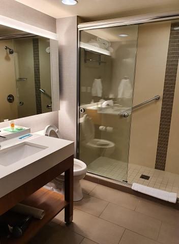 Banheiro - Hyatt Place Buffalo/Amherst