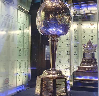Hart Memorial Trophy - Melhor Jogador da Temporada